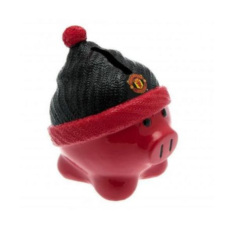 Касичка MANCHESTER UNITED Beanie Piggy Bank 500121b