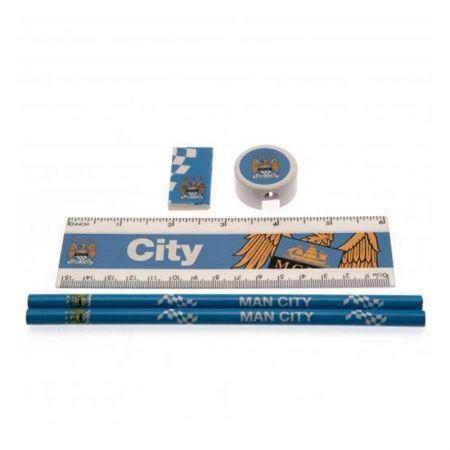 Ученически Пособия MANCHESTER CITY Core Stationery Set 501090
