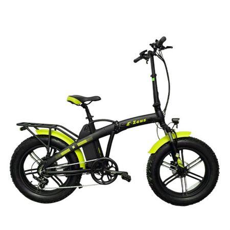 Електрически Велосипед ZEUS E-Bike 518970 E-Bike