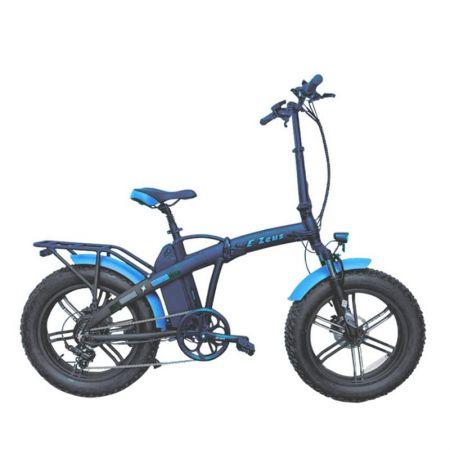 Сгъваем Електрически Велосипед ZEUS E-Bike 518971 E-Bike
