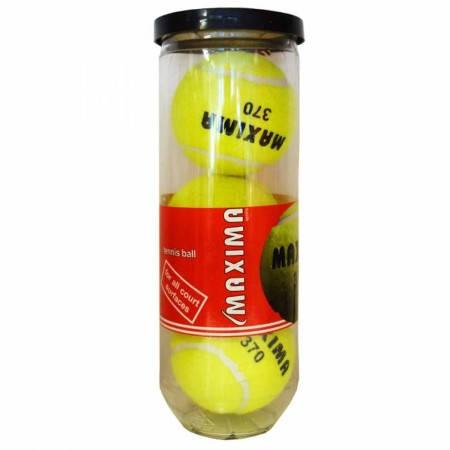 Тенис Топки MAXIMA Tennis Balls 3 Pcs 502124