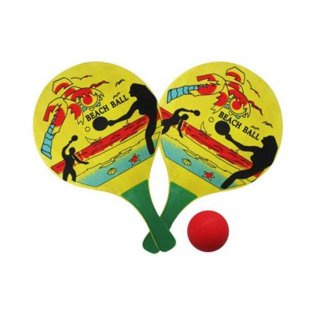 ХилкиЗа Плажен Тенис MAXIMA Beach Tennis Racket 502198 200328
