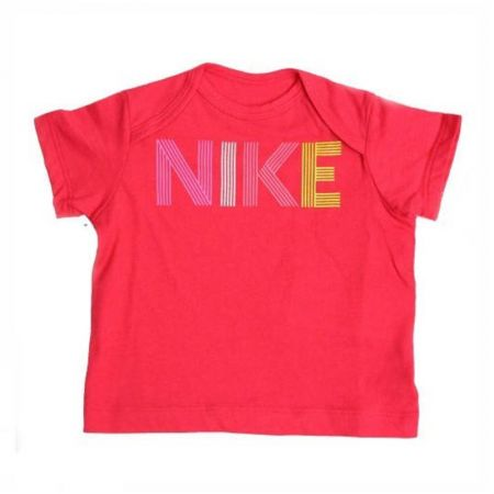Бебешка Тениска NIKE J SS Top Pink 300078a 451573-631-Ивко