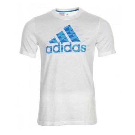 Дамска Тениска ADIDAS YB GFX F Logo T-Shirt 511901