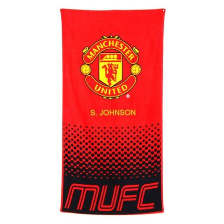 Кърпа MANCHESTER UNITED Beach Towel FA