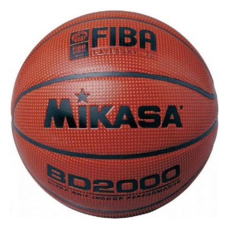 Баскетболна Топка MIKASA Dimple Competition Basketball BD2000 400163