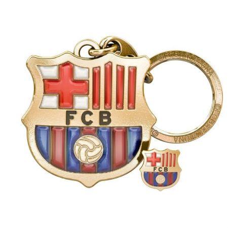 Ключодържател и Значка BARCELONA Metal Keyring Clauer with Badge 514957