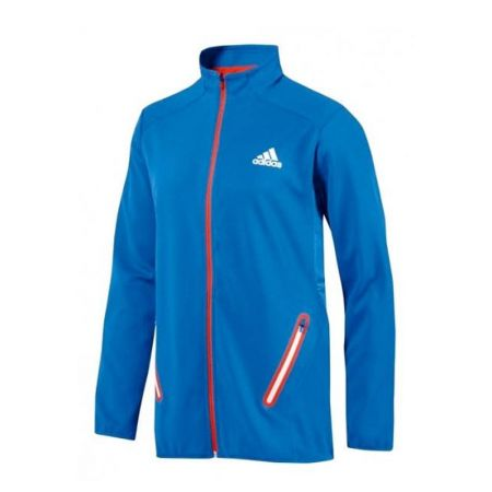 Мъжко Яке ADIDAS Mens Barricade Tennis Warm Up Jacket 100640
