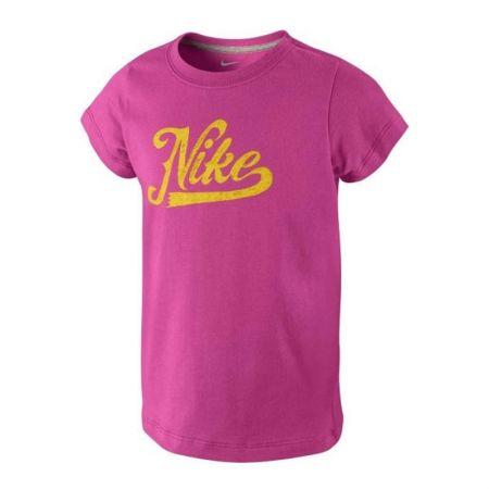 Детска Тениска NIKE Dash SS Top 300491 522424-608-Ивко