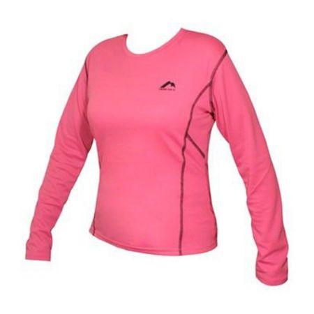 Дамска Блуза MORE MILE Roma Long Sleeve Ladies Running Top 508793