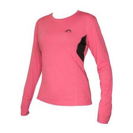 Дамска Блуза MORE MILE Saponara Long Sleeve Ladies Running Top 508805 MM1185