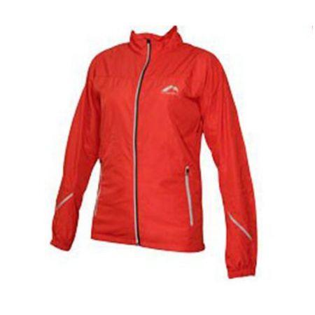 Дамско Яке/Ветровка MORE MILE Reflective Ladies Running Jacket 508729 WMM191Red