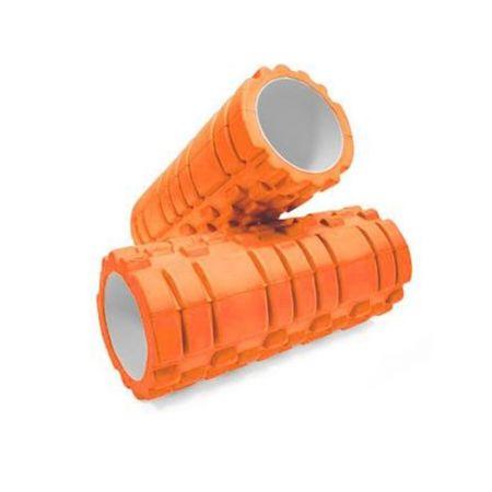 Релефен Фоумролер MORE MILE The Beast Foam Roller 33cm x 14cm 508982 MM1536