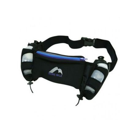 Чанта MORE MILE Endurance Twin Bottle Belt Running Waist Bag