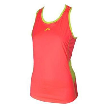 Дамски Потник MORE MILE Racer Back Ladies Running Vest 508707  MM1924