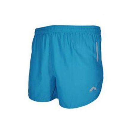 Мъжки Къси Панталони MORE MILE More-Tech Split Leg Mens Running Shorts  508494  MM1891