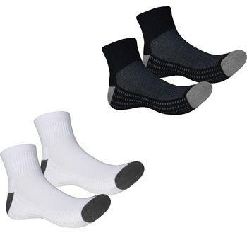 Комплект Детски Чорапи MORE MILE Cadeo Coolmax Twin Pack Running Socks  509097 MM2071