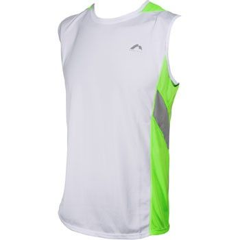 Мъжки Потник MORE MILE More-Tech Sleeveless Mens Running Top  508527