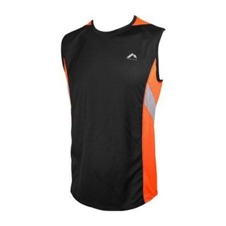 Мъжки Потник MORE MILE More-Tech Sleeveless Mens Running Top  508387