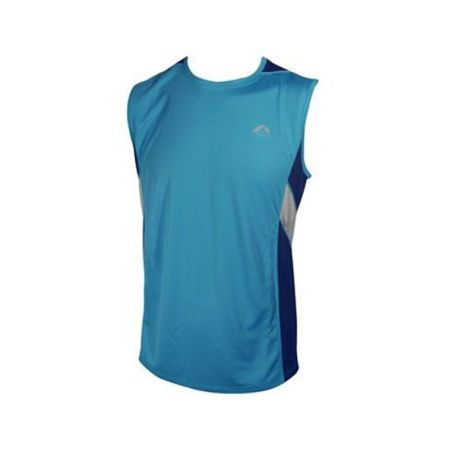 Мъжки Потник MORE MILE More-Tech Sleeveless Mens Running Top  508489