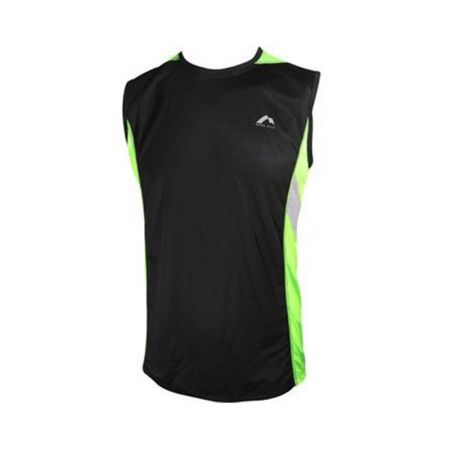 Мъжки Потник MORE MILE More-Tech Sleeveless Mens Running Top  508388  MM1884