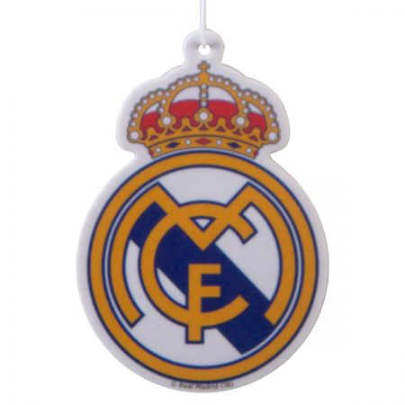 Ароматизатор REAL MADRID Air Freshener CR 500499 2063-c25aifrm изображение 2