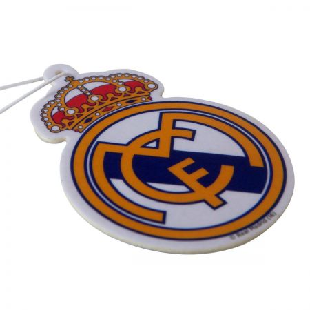 Ароматизатор REAL MADRID Air Freshener CR 500499 2063-c25aifrm изображение 3