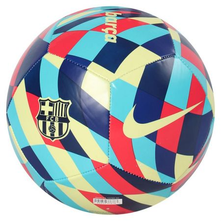Футболна Топка NIKE FC Barcelona Pitch Ball 519884 CQ7883-352-B