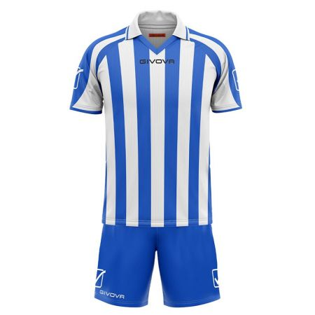 Футболен Екип GIVOVA Football Kit Supporter 0203 504390 KITC24