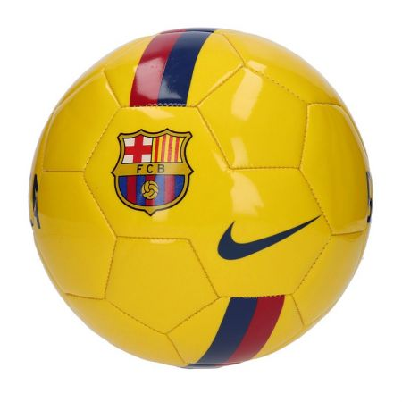 Футболна Топка NIKE FC Barcelona Supporters Ball 518153 SC3779-726-K