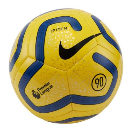 Футболна Топка NIKE Premier League Pitch Football 517145 SC3569-710-K