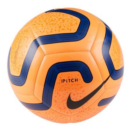 Футболна Топка NIKE Premier League Pitch Football 517144 SC3569-810-K