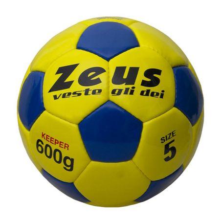 Тежка Тренировъчна Футболна Топка ZEUS Pallone Keeper 600gr 507417 Keeper 600