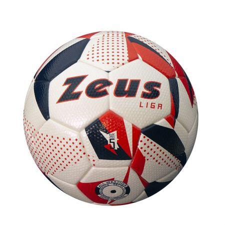 Футболна Топка ZEUS Pallone Liga Bianco 518267 Pallone Liga