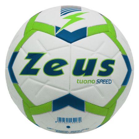 Футболна Топка ZEUS Pallone Speed Bianco/Verde Fluo 519845 Pallone Speed
