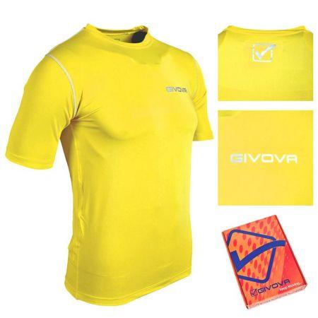 Мъжка Тениска GIVOVA Running Corpus 2 0007 504799 MAE011 изображение 4