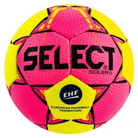 Хандбална Топка SELECT Handball Solera Official EHF 518803 14293-K