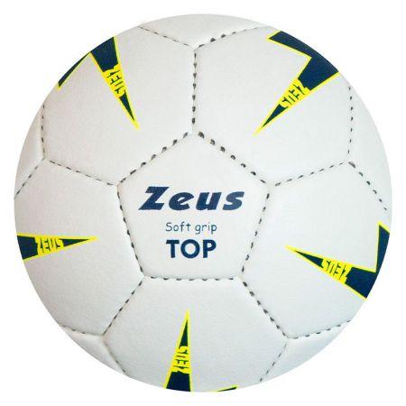 Хандбална Топка ZEUS Pallone Handball Top Bianco 519829 Handball Top