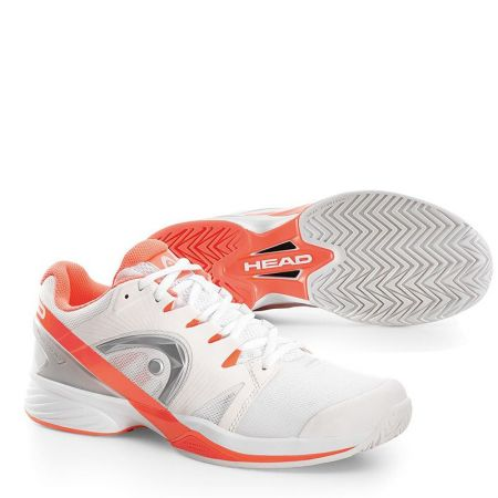 Дамски Тенис Обувки HEAD Nitro Pro Women SS16 503367 274026 white neon coral