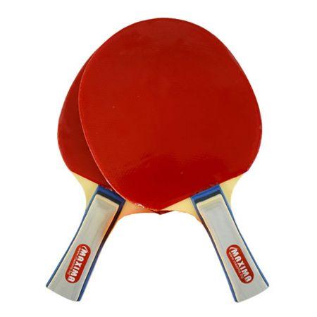 Комплект Хилки За Тенис На Маса MAXIMA Table Tennis Racket 2 Pcs 502195 200349N