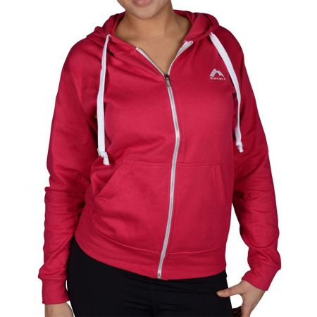 Дамски Суичър MORE MILE Marl Full Zip Ladies Running Hoody  508712 HZM96-MM1487