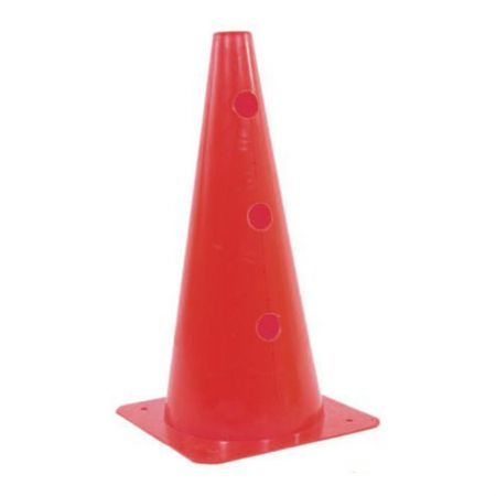 Конус С Дупки MAXIMA Cone With Holes 47 Cm 503173 200867-Red