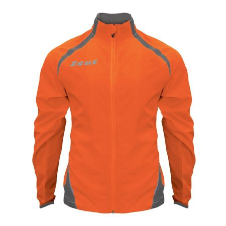 Мъжко Яке/Ветровка ZEUS Jacket Flash Arancio fluo/Grigio 506251 JACKET FLASH