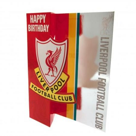 Картичка LIVERPOOL Birthday Card 518218