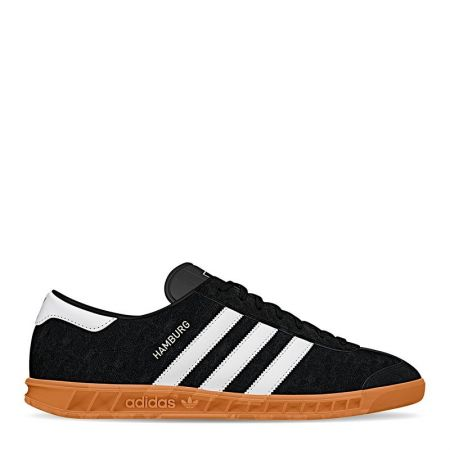 Детски Кецове ADIDAS Hamburg Sneakers 520424 S76696-N