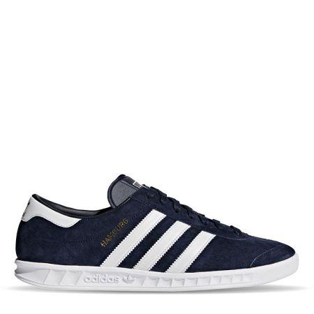 Детски Кецове ADIDAS Hamburg Sneakers 520421 S74838-K