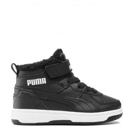 Детски Кецове PUMA Rebound Joy Fur 520635 375479-01