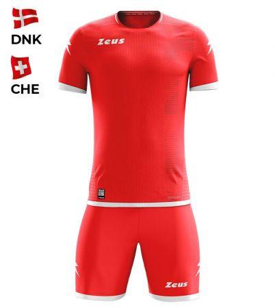 Спортен Екип ZEUS Kit Mundial DNK Rosso/Rosso 513386 KIT MUNDIAL