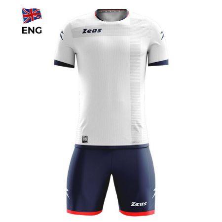 Спортен Екип ZEUS Kit Mundial ENG Bianco/Blu 513378 KIT MUNDIAL