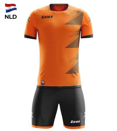 Спортен Екип ZEUS Kit Mundial NLD Arancio fluo/Nero 513387 KIT MUNDIAL